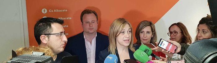 Carmen Picazo, diputada electa Cs Albacete.