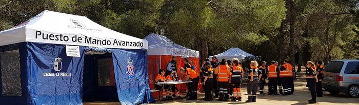 Foto Protección Civil.