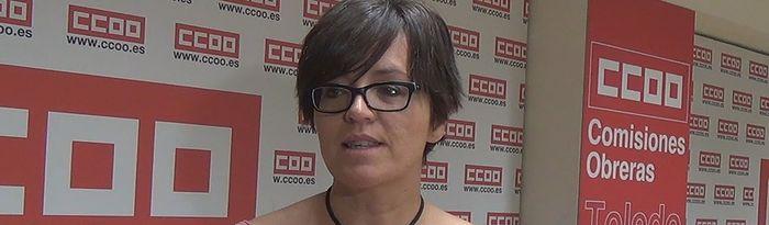 María Ángeles Castellanos.