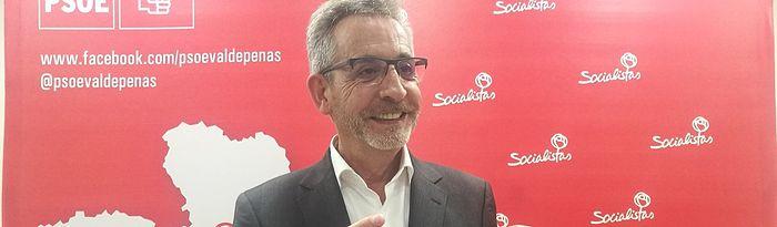 Jesús Martín, senador del PSOE por Ciudad Real.