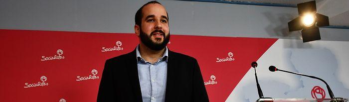 Miguel González Caballero, diputado regional del PSOE. PSOE CLM.