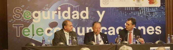"""Congreso Internacional """"Seguridad y Telecomunicaciones""""."""