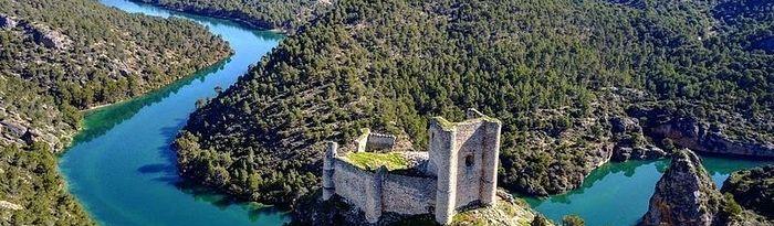 Castillo de Anguix. Foto: listarojapatrimonio.org