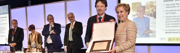 Carmen Quintanilla, nombrada socia de honor de la SEPD