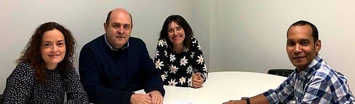 La candidata socialista al Senado por Albacete ha mantenido un encuentro con representantes provinciales y regionales de Accem
