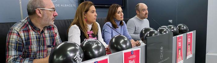 Presentación Black Friday del Comercio de Albacete