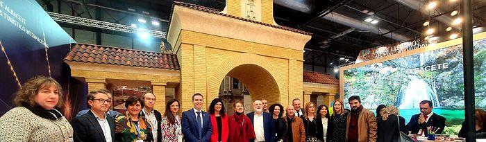 Día de Albacete en FITUR. .
