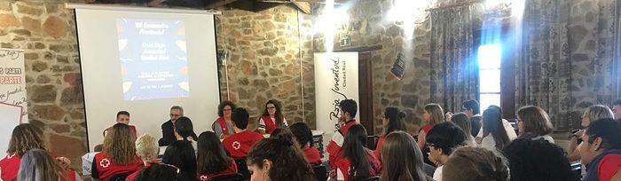 Encuentro de Cruz Roja Juventud