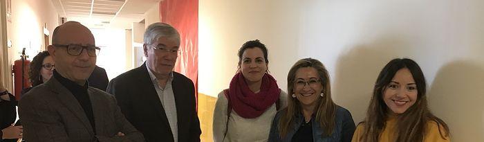 Visita al proyecto 'Observa y transforma' en colegio 'Clara Campoamor' Illescas.