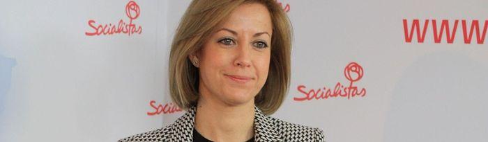 Ana Isabel Abengózar, diputada regional.