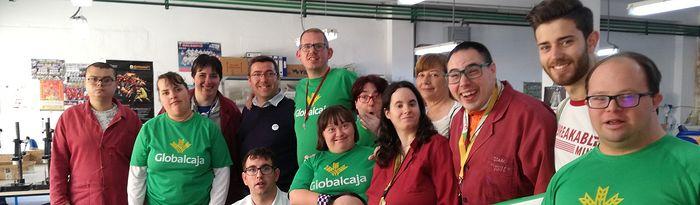 Reunión UCIN Albacete - ASPRONA.