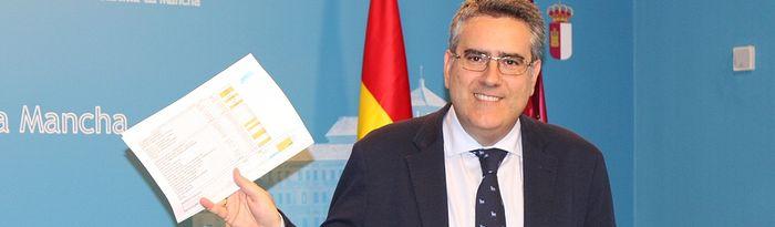 Miguel Ángel Rodríguez, portavoz de Economía y Presupuestos del GPP.