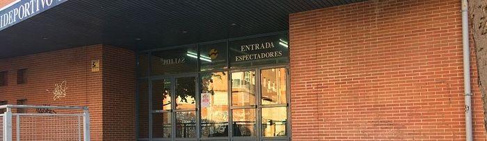 Polideportivo Municipal San Fernando de Cuenca.