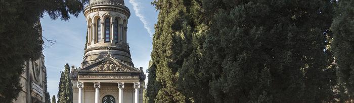 Cementerio, panteón de los Marqueses de Villamejor