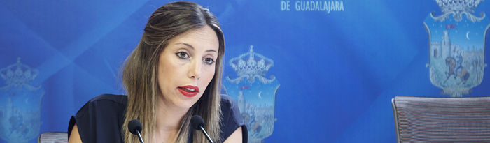 Rueda de prensa de Lucía de Luz sobre la situación de los  patronatos municipales. Foto: ©JRopero