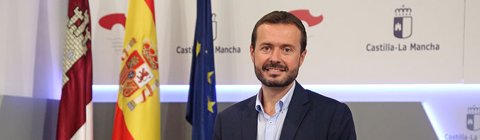 José Luis Escudero. Foto: Foto:Alvaro Ruiz//JCCM