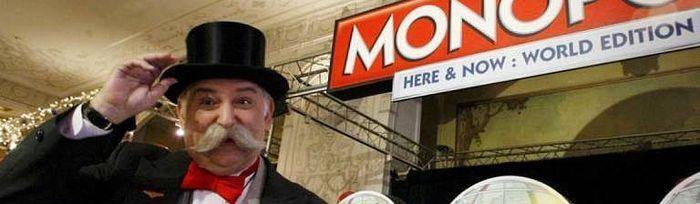 Mr. Monopoly.