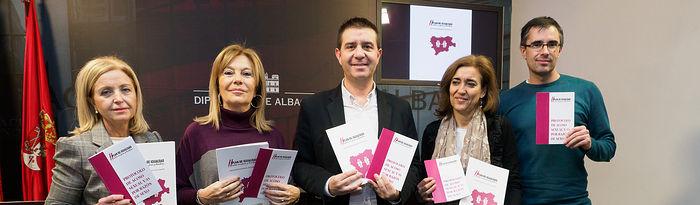 Presentación del II Plan de Igualdad de la Diputación de Albacete