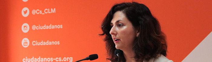 Orlena De Miguel portavoz de Ciudadanos en C-LM.