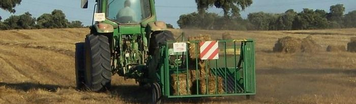 ASAJA aconseja a los agricultores no vender el cereal por debajo de un precio rentable. Foto: ASAJA CLM.