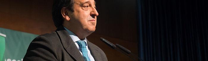 Pedro Barato, presidente nacional de ASAJA, en la Asamblea General Ordinaria de ASAJA Albacete
