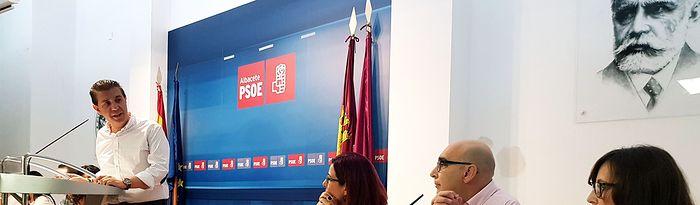 Aprobado por unanimidad el primer Informe de Gestión de la nueva Ejecutiva Provincial del PSOE de Albacete