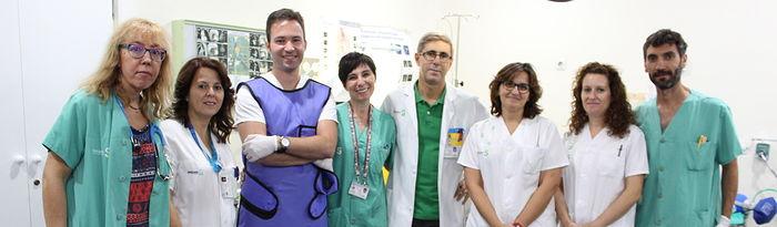 La unidad de endoscopia y neumología intervencionista de Albacete ha realizado 60 criobiopsias pulmonares.