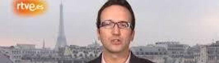 David Picazo, periodista.