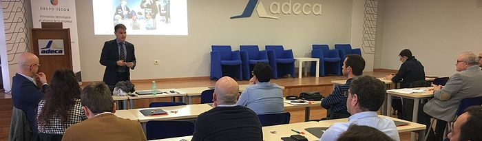 Seminario sobre 'Ciberseguridad y Ciberresilencia' impartido por expertos de Grupo Tecon, Empresa de Valor Añadido de ADECA.