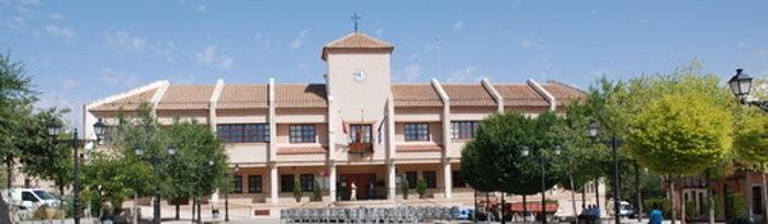 Ayuntamiento de Santa Cruz de Mudela.
