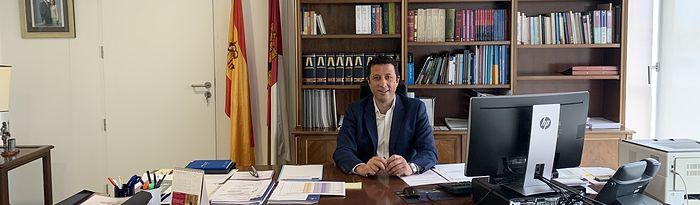 Francisco Armenta. Delegado de Bienestar Social.