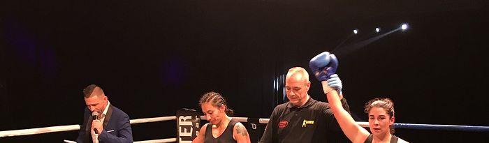 Atenea Contreras vence en Bélgica.