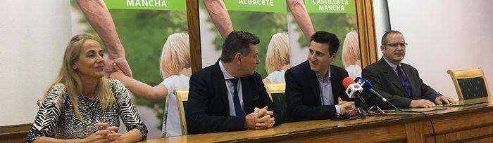 Pedro Soriano  - Candidato Alcaldía de Albacete - 19-11-18