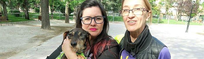 Unidas Podemos se compromete con el bienestar animal en la I Feria de Adopción de Guadalajara
