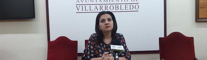 Caridad Martínez Parra ha informado del I Plan de Igualdad en el Ayuntamiento de Villarrobledo
