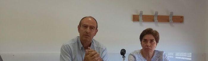 El director provincial de Economía, Empresas y Empleo, Nicolás Merino.