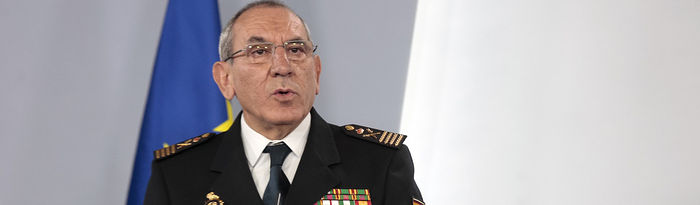 El director adjunto operativo (DAO) de la Policía, José Ángel González. Foto: Europa Press 2020