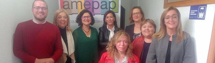 Jurado - XV Premios Entre Nosotras AMEPAP.