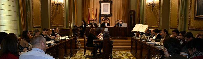 Pleno diciembre Diputación de Albacete.