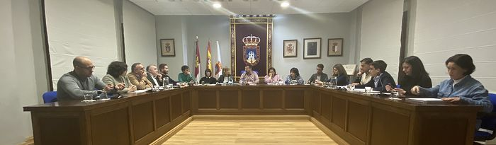 Pleno Ayuntamiento de La Roda.