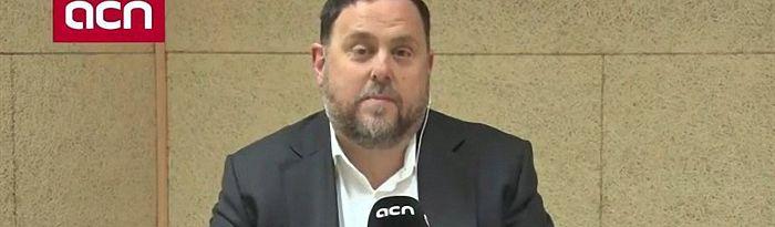 Oriol Junqueras. Foto: Esquerra Republicana.
