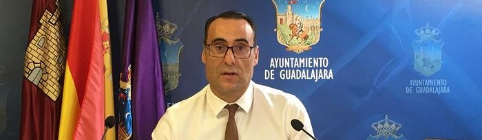 Antonio de Miguel, portavoz municipal de Vox en el Consistorio.