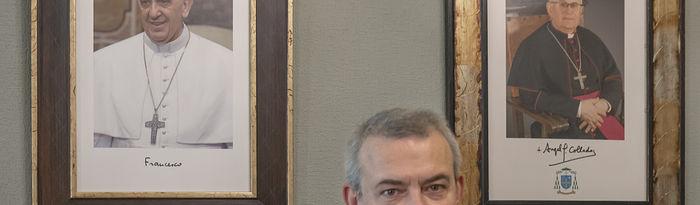 D. Francisco de Asís Prados, nuevo Rector del Seminario de Albacete