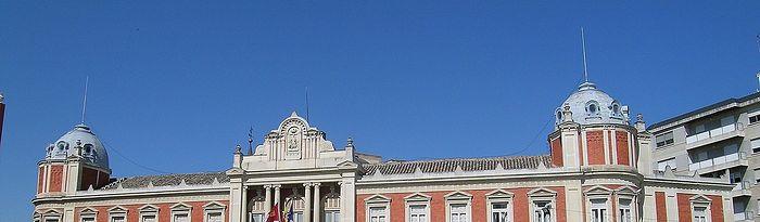 Palacio de la Diputación de Ciudad Real.