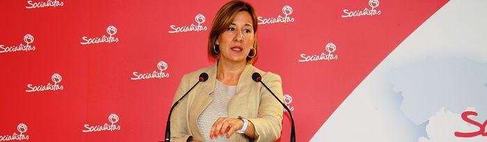 Blanca Fernández. Foto: PSOE CLM.