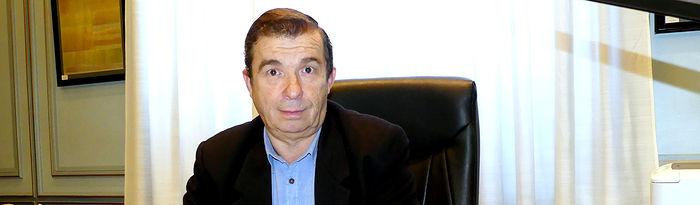 El diputado de Personal David Cuesta.