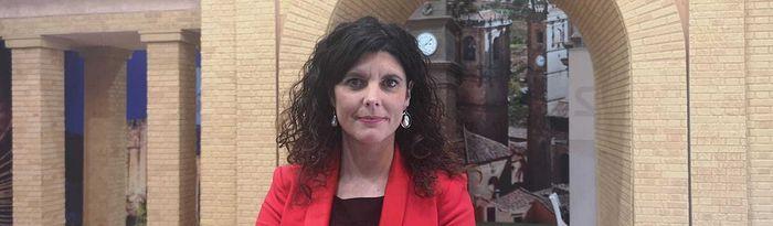 Josefina Navarrete, diputada del PSOE en las Cortes de Castilla-La Mancha.