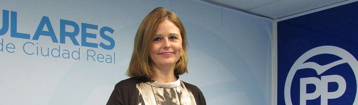 Cortes Valentín, diputada regional.