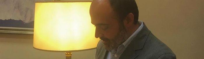 Francisco Fernández-Bravo, diputado nacional de Cs Ciudad Real.