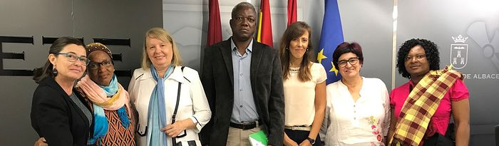 Las ciudades de Albacete y Houndé cultivan su hermanamiento para ahondar en los proyectos de colaboración en Burkina Faso
